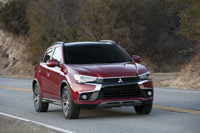 best back-to-school vehicles - 2017 Mitsubishi Outlander Sport