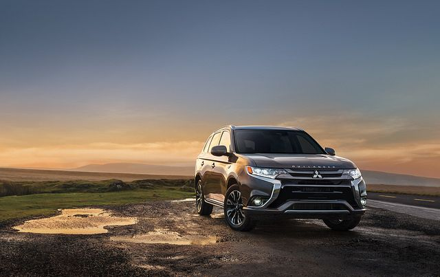 Outlander PHEV technology