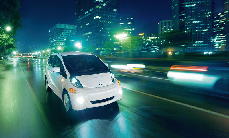 Mitsubishi MiEV Technology | St. Cloud, MN
